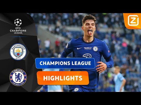ZINDERENDE FINALE VAN DE LEAGUE! 🏆   Man City vs Chelsea   Champions League 2020