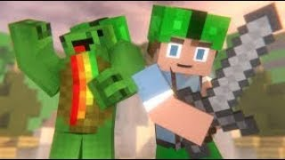 [Nhạc Minecraft] Mini Wall | Trò chơi nhỏ về tường Super Hero