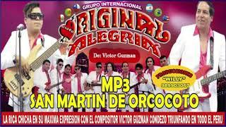 GRUPO ORIGINAL ALEGRIA DE VICTOR GUZMAN EN ORCOCOTO MP3