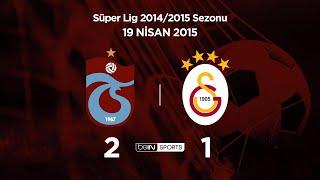 19.04.2015 | Trabzonspor-Galatasaray | 2-1