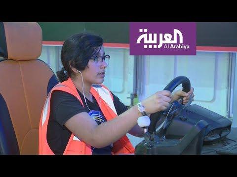توكلي وانطلقي.. المرأة السعودية خلف المقود  - 13:21-2018 / 6 / 22