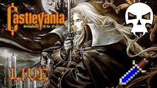 Castlevania: Symphony of the Night - Quero meu flag youtube!