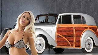 #1386. Тачки из прошлого - Bentley Mark VI