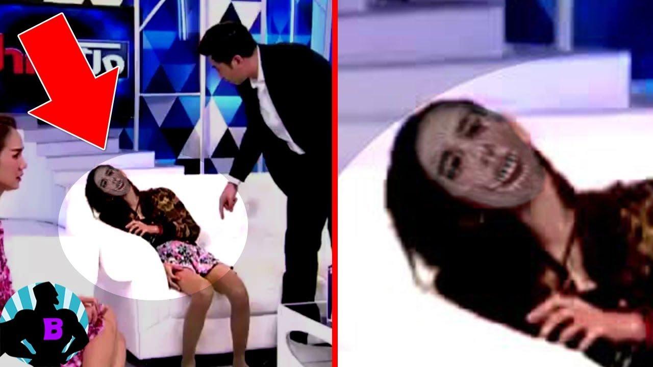 Download 5 Cosas Paranormales Captadas En Tv En Vivo Parte 9