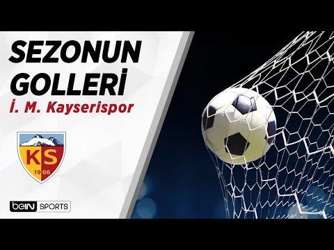 Süper Lig'de 2018-19 Sezonu Golleri   İ. M. Kayserispor