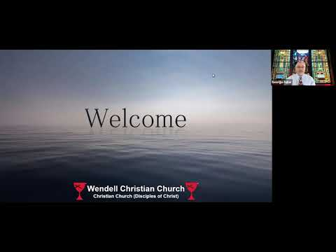 Zoom Worship - January 17, 2021