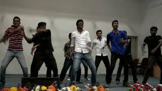 Sona College MCA-Dept Dance for naan auto kaaran song #naanautokaran #sonacollege #dance