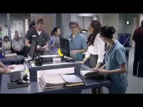 Casualty series 28 episode 48 A life less lived
