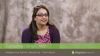 Meet Family Physician Sukhpreet Singh, MD