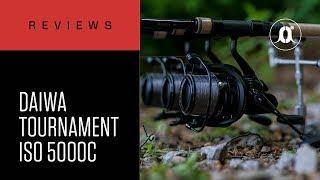 Daiwa Tournament ISO 5000LD QDA BE Big Pit Karpfenrolle