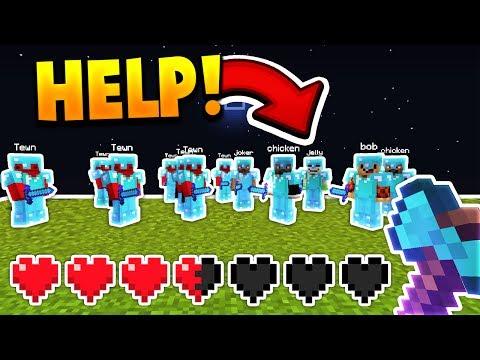 BIGGEST HORDE OF ENEMIES!!   Minecraft FACTIONS #636