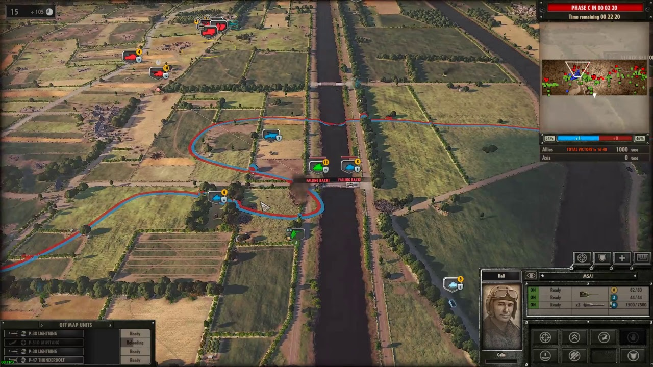 Steel Division Normandy 44 Us Army 10 Vs 10