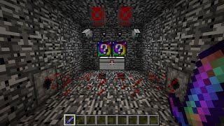 sECURITY ROOM Spiral Lucky Block CHALLENGE in Minecraft