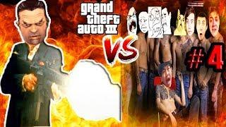 GTA 3 - МАФИЯ САЛЬВАТОРЕ ПРОТИВ ВСЕХ (РУССКАЯ ОЗВУЧКА) | Скоростное Прохождение (SPEED RUN) #4