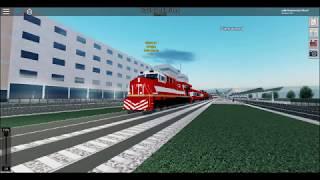 ROBLOX: rails unlimited new CSX 911 train