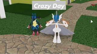Roblox | Pokemon Fighters EX | The Craziest Thing Ever w/ CGA_ Films