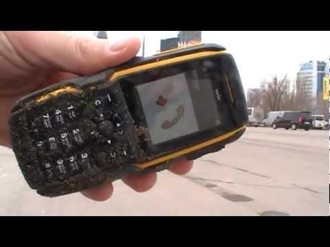 Тестирование телефона Sonim XP1300 Core
