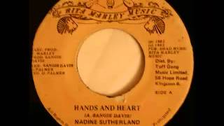 Watch Nadine Sutherland Hands And Heart video