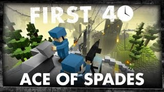 First 40 - Ace of Spades (Gameplay)