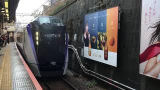 【あずさ】E353系 特急 あずさ(回送)@御茶ノ水駅