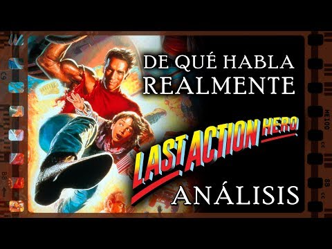 Last Action Hero: Como criticar la realidad retratando a Hollywood y al cine de accion