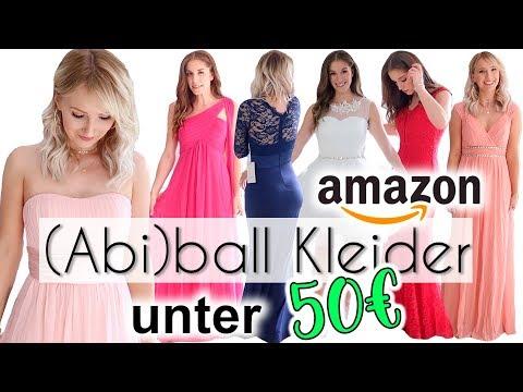 Wir Testen Amazon (Abi-)Ballkleider Unter 50€ - Überraschendes Ergebnis!  TheBeauty2go