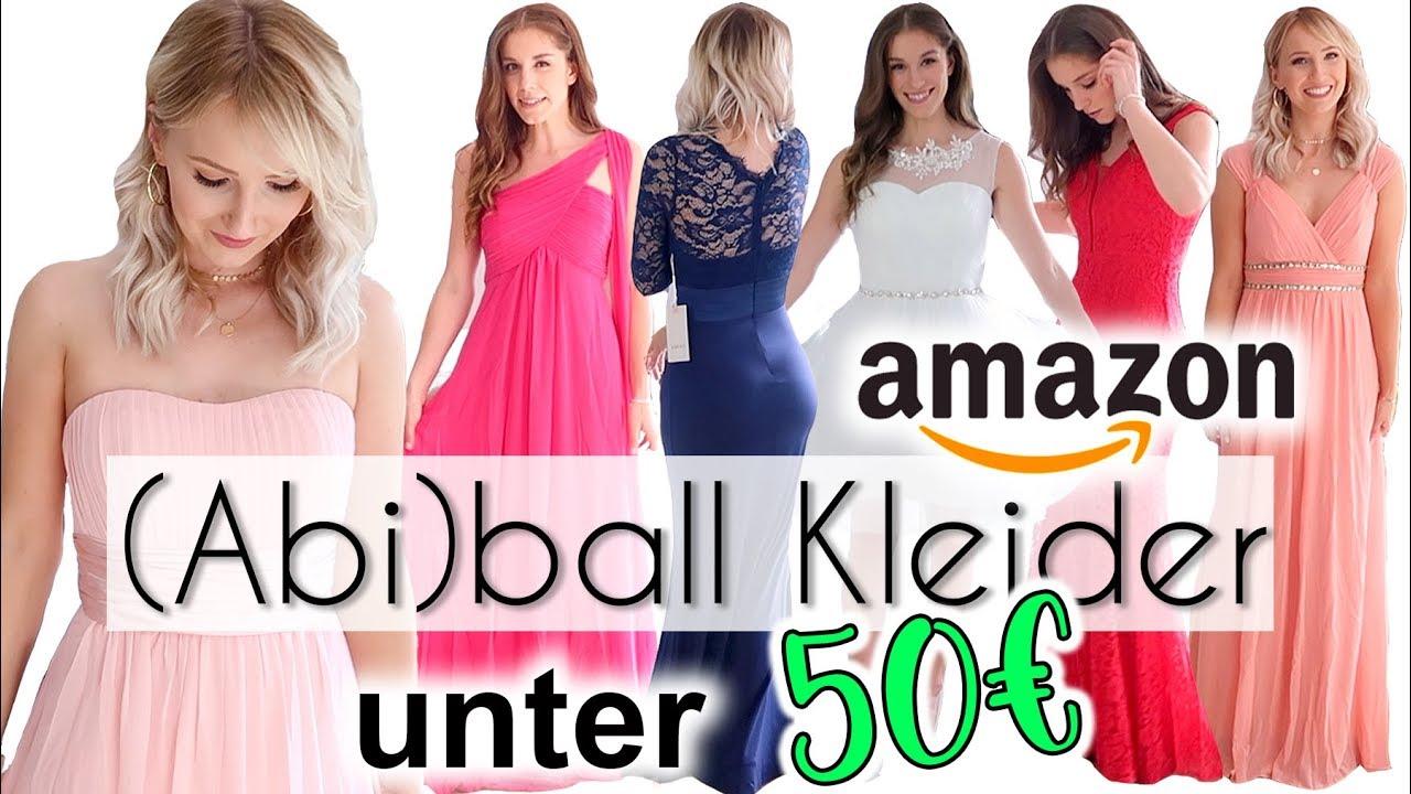 Wir testen Amazon (Abi-)Ballkleider unter 19€ - Überraschendes Ergebnis!  TheBeauty19go