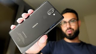Nokia 8 Sirocco: UNBOXING and FIRST LOOK !!!