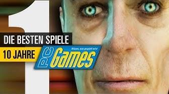Die besten Spiele #1 | Jubiläumsspecial - 250 Ausgaben PC Games
