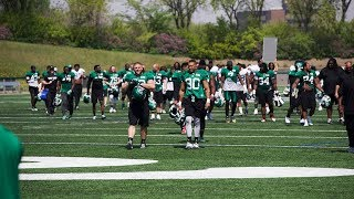Chris Jones talks about Day 3 of Roughriders training camp thumbnail