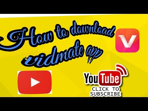 How To Download Vidmate App Full Beta