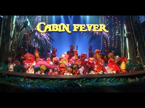 Muppet Sing Along | Cabin Fever | The Muppets