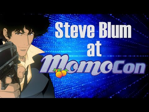 Steve Blum Interview at Momocon 2016 - The Voice of Spike Spiegel From Cowboy Bebop!