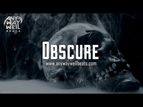 FREE Dark Angry Aggressive Guitar Rock Rap Beat - Hollywood Undead & Xzibit Type Beat - Obscure