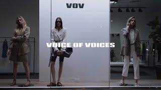 VOV 19SS CAMPAIGN #보브LIVE