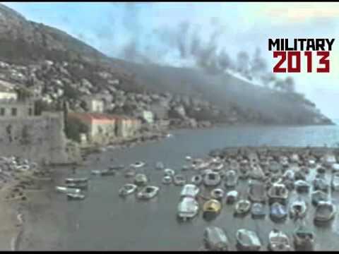 Attack On Dubrovnik 1991