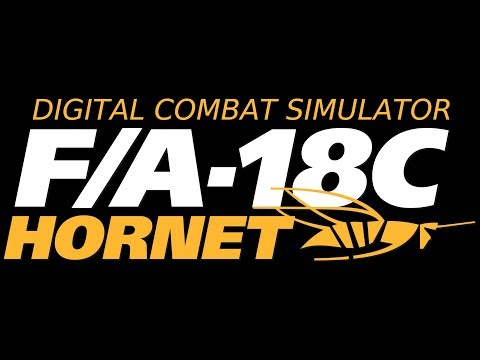 DCS World 2.5: Hornet and Updated Caucasus Map Live Stream Part I- 31 December 2017