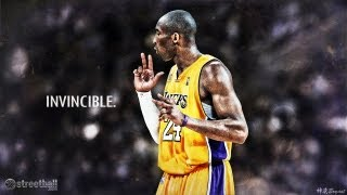 Kobe Bryant - Can't Be Touched  (HD)