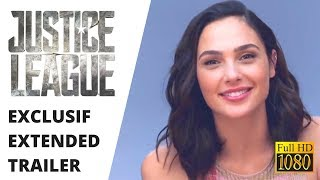 Justice league extended exclusif trailer 3