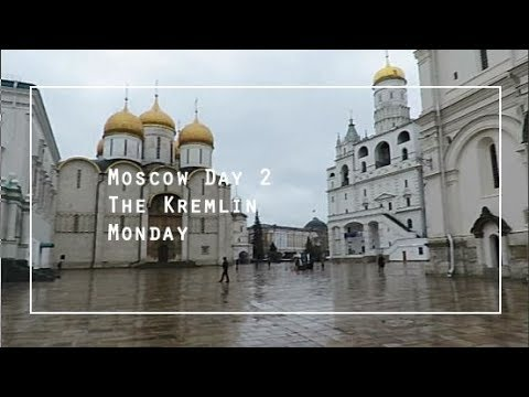 Visiting Russia: Moscow - The Kremlin, Canal Tour, and CSKA Ice Hockey Match