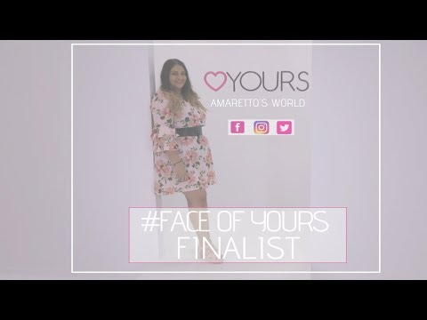 YOURS CLOTHING FINALIST | #FaceOfYours | Amaretto's World
