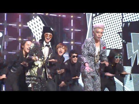 【TVPP】GD&TOP(BIGBANG) - High High, 지드래곤&탑(빅뱅) - 하이 하이 @ 2010 KMF Live