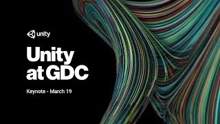 Our annual GDC keynote will take place on March 19th at 6:30PM (Pac...