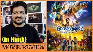 Download Video Goosebumps 2: Haunted Halloween - Movie Review MP3 3GP MP4
