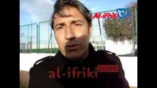 حوارات ما بعد اللقاء: الافريقي - المنستير  : نبيل الكوكي