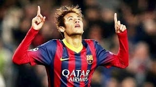 Neymar 2013/14 ♫♪just a dream♫♪