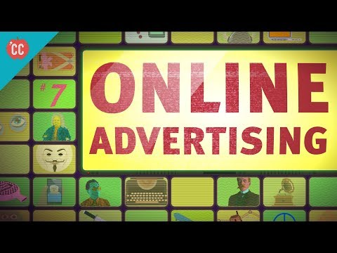 Online Advertising: Crash Course Media Literacy #7