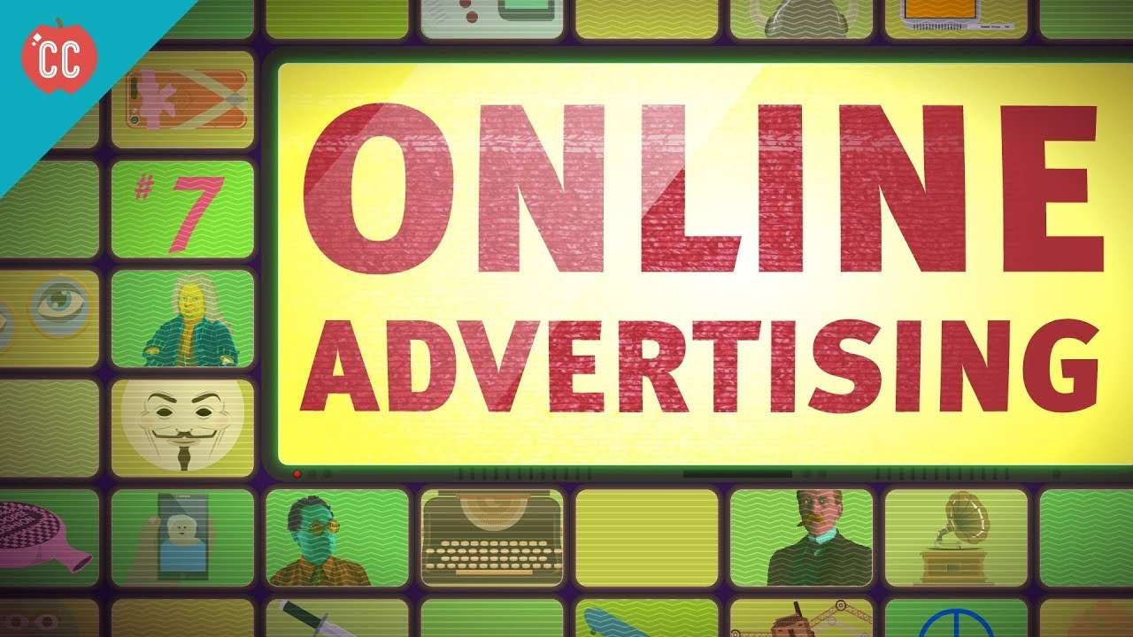 Online Advertising: Crash Course Media Literacy #7 - YouTube