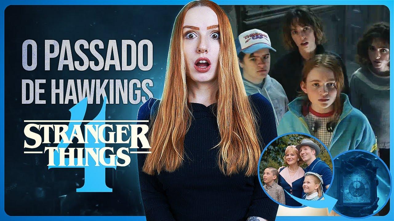 Stranger Things 4 teaser trailer peeks inside very haunted Creel ...