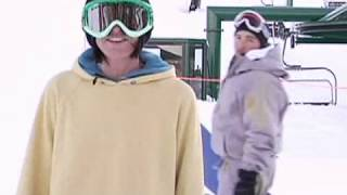 Snowboarding Tricks: Common Mistakes for 360's
